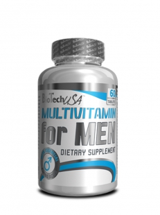 BioTech USA - Multivitamin Men (60 Caps)