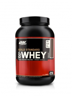 Optimum Nutrition - 100% Whey Gold Standard (943g)