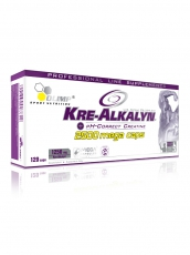 Olimp - Kre Alkalyn 2500 (120 Caps)