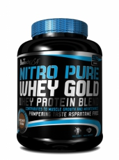 BioTech USA - Nitro Pure Whey Gold (908g)