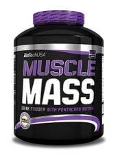 BioTech USA - Muscle Mass (4500g)