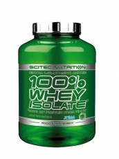 Scitec - 100% Whey Isolate (2000g)