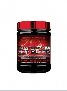 Scitec Nutrition - Hot Blood 3.0 (300g)