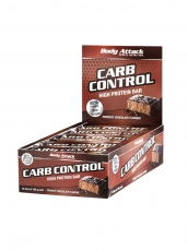 Body Attack - Carb Control Riegel Box